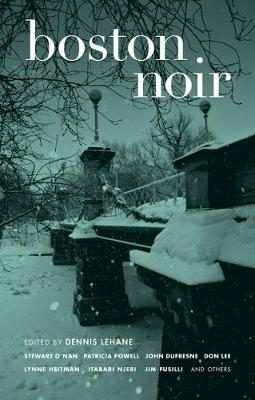 Boston Noir - Akashic Noir (Paperback)