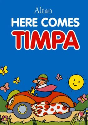 Here Comes Timpa (Paperback)