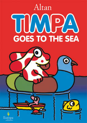 Timpa Goes To The Sea (Paperback)