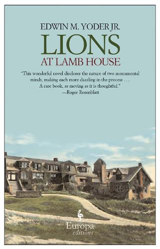 Lions At Lamb House (Paperback)