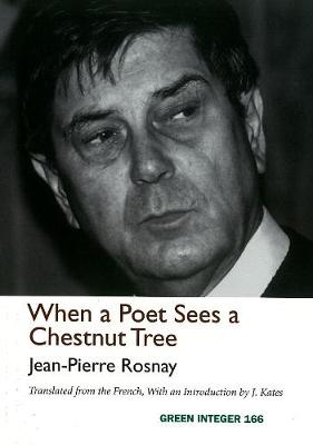 When A Poet Sees A Chestnut Tree (Paperback)