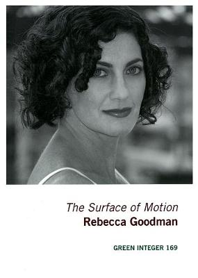 The Surface Of Motion (Paperback)