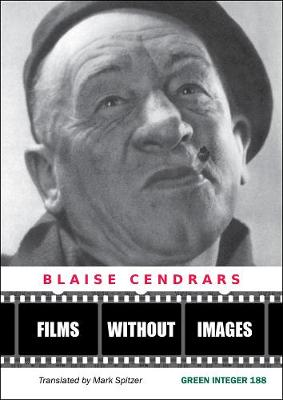 Films Without Images: Three Radio Plays (Paperback)