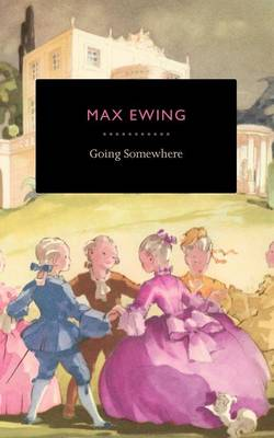 Going Somewhere (Paperback)