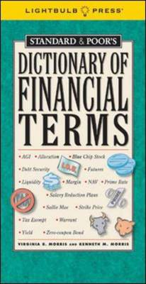 Standard and Poor's Dictionary of Financial Terms (Paperback)