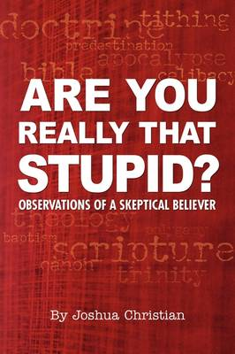 Are You Really That Stupid? Observations of a Skeptical Believer (Paperback)