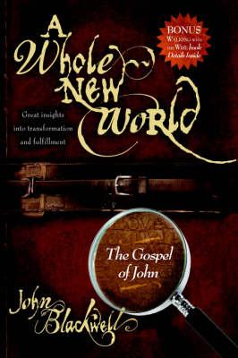 A Whole New World: The Gospel of John (Hardback)