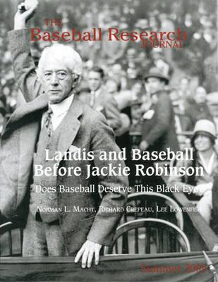 The Baseball Research Journal (BRJ), Volume 38 #1 (Paperback)