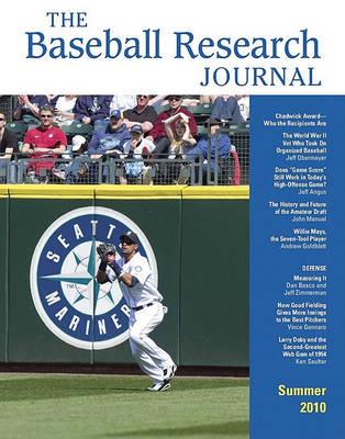 The Baseball Research Journal (BRJ), Volume 39 #1 (Paperback)