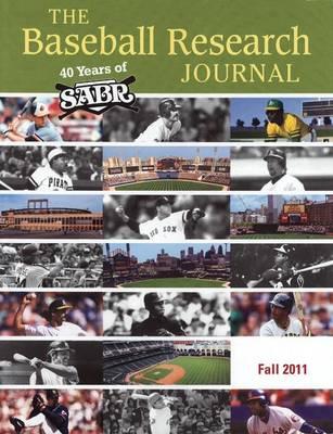 Baseball Research Journal (BRJ), Volume 40 #1 (Paperback)