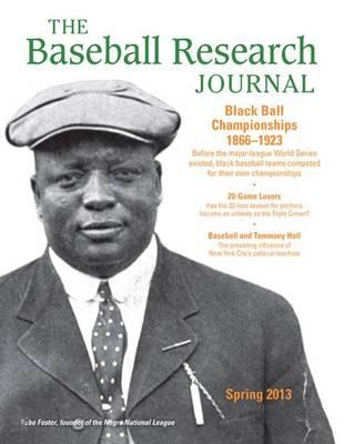 Baseball Research Journal (BRJ), Volume 42 #1 (Paperback)