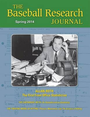 Baseball Research Journal (BRJ), Volume 43 #1 (Paperback)