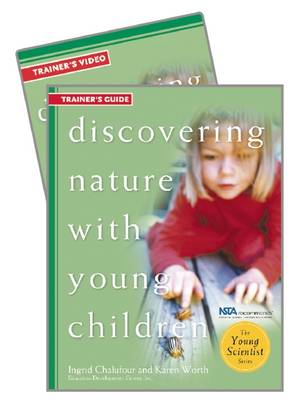 Discovering Nature with Young Children Trainer's Set with DVD (Paperback)