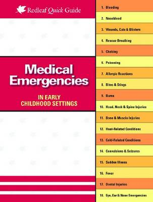 Medical Emergencies in Early Childhood Settings (Paperback)