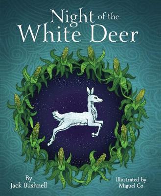 Night of the White Deer (Hardback)