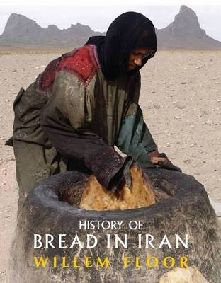 History of Bread in Iran (Paperback)