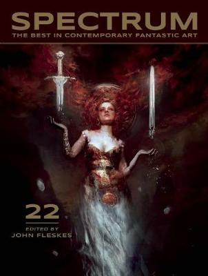 Spectrum 22: The Best in Contemporary Fantastic Art (Paperback)