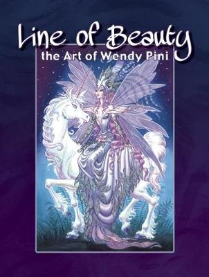 Line of Beauty: The Art of Wendy Pini (Hardback)
