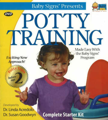 """Baby Signs"" Presents Potty Training Complete Starter Kit"
