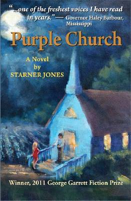 Purple Church (Hardback)