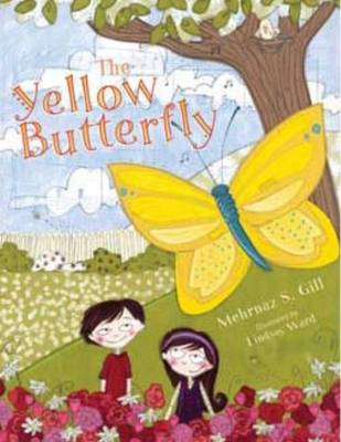 Yellow Butterfly (Hardback)