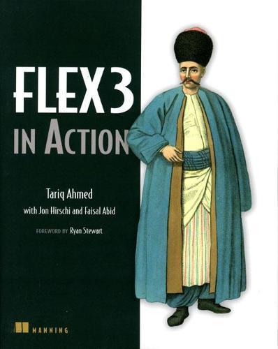Flex 3 in Action (Paperback)