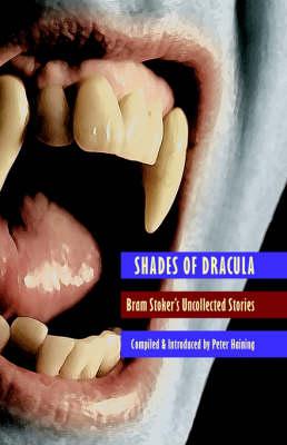 Shades of Dracula (Paperback)