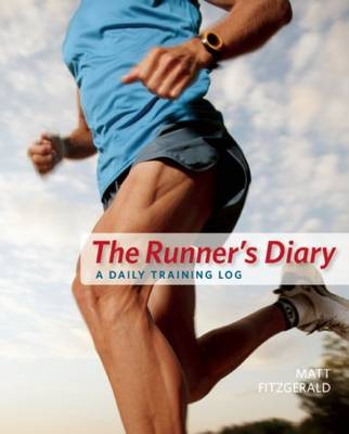The Runner's Diary: A Daily Training Log (Spiral bound)