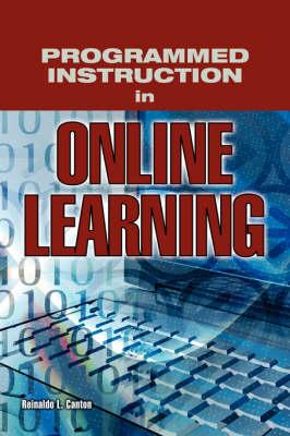 Programmed Instruction in Online Learning (Hardback)