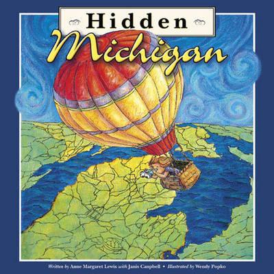 Hidden Michigan (Hardback)