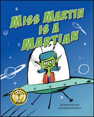 Miss Martin is a Martian (Paperback)