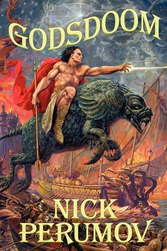 Godsdoom: The Book of Hagen (Paperback)