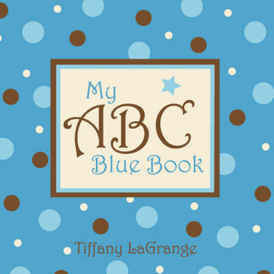 My ABC Blue Book (Paperback)