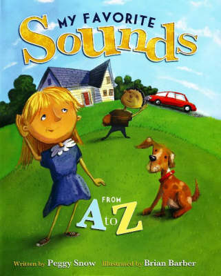 My Favorite Sounds from A to Z (Hardback)
