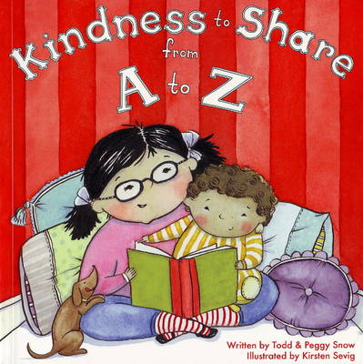 Kindness to Share from A to Z (Paperback)