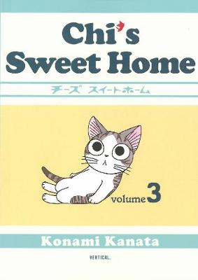 Chi's Sweet Home: Volume 3 (Paperback)