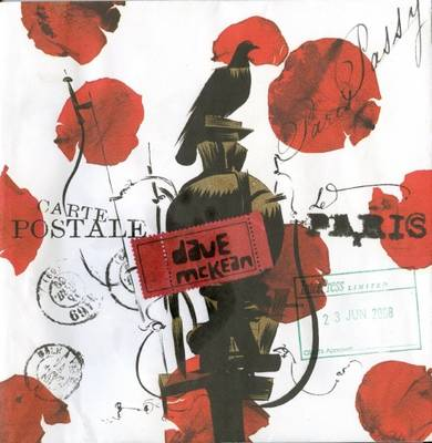 Dave McKean: Postcards from Paris (Paperback)