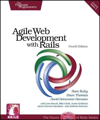 Agile Web Development with Rails (Paperback)