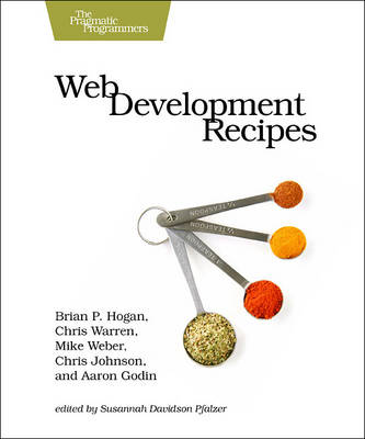 Web Development Recipes (Paperback)
