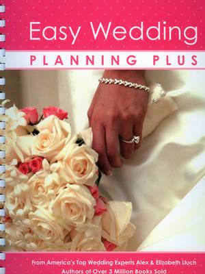 Easy Wedding Planning Plus (Paperback)