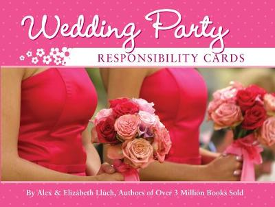 Wedding Party Responsibility Cards (Paperback)