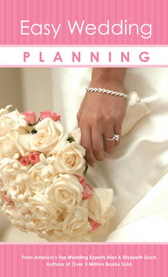 Easy Wedding Planning (Paperback)