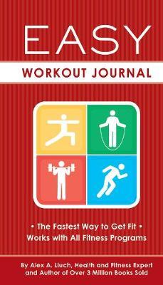 Easy Workout Journal (Spiral bound)