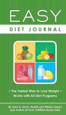 Easy Diet Journal (Spiral bound)