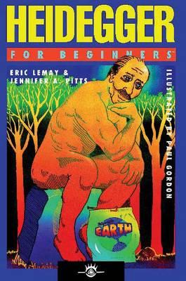 Heidegger for Beginners - For Beginners (Paperback)