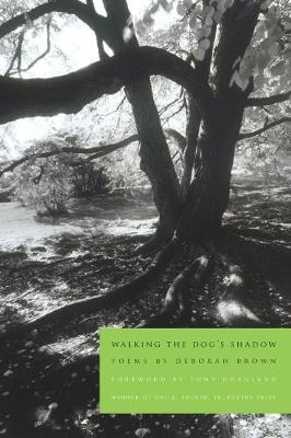Walking the Dog's Shadow: Poems - New Poets of America (Paperback)