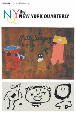 The New York Quarterly, Number 11 (Paperback)