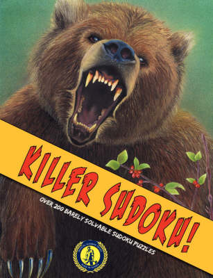 Alaskan Artists Series: Killer Sudoku! (Paperback)