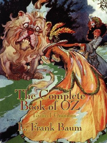 The Complete Book of Oz (Paperback)