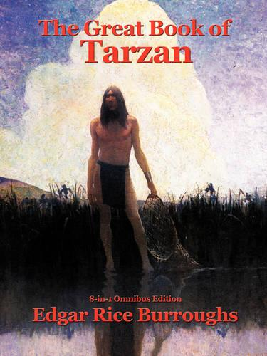 The Great Book of Tarzan (Paperback)